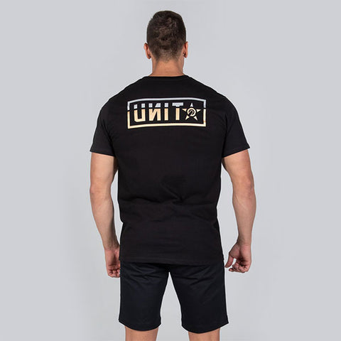 Unit Keynote Tee - Black