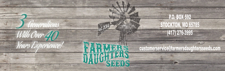 Farmers Daughters Seeds