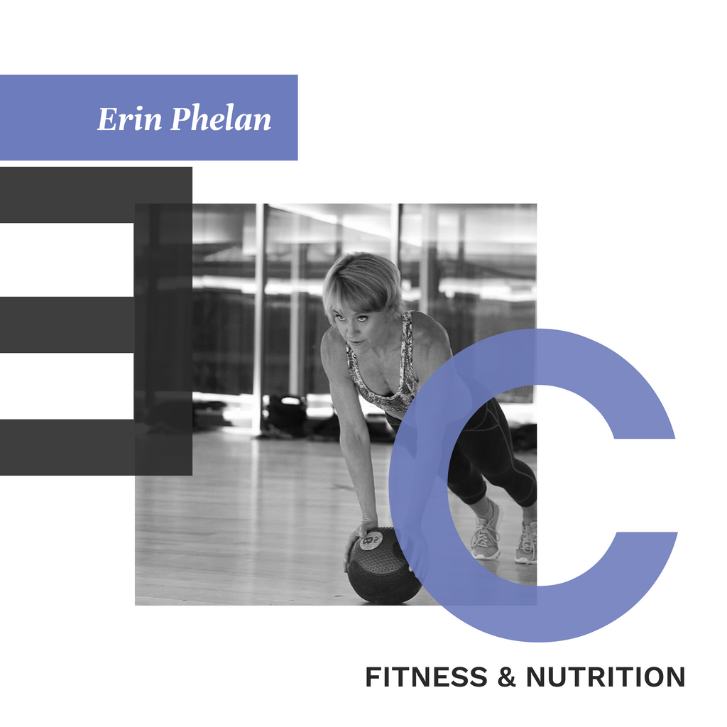 An interview with Equinox trainer, consultant and mom-extraordinaire Erin Phelan