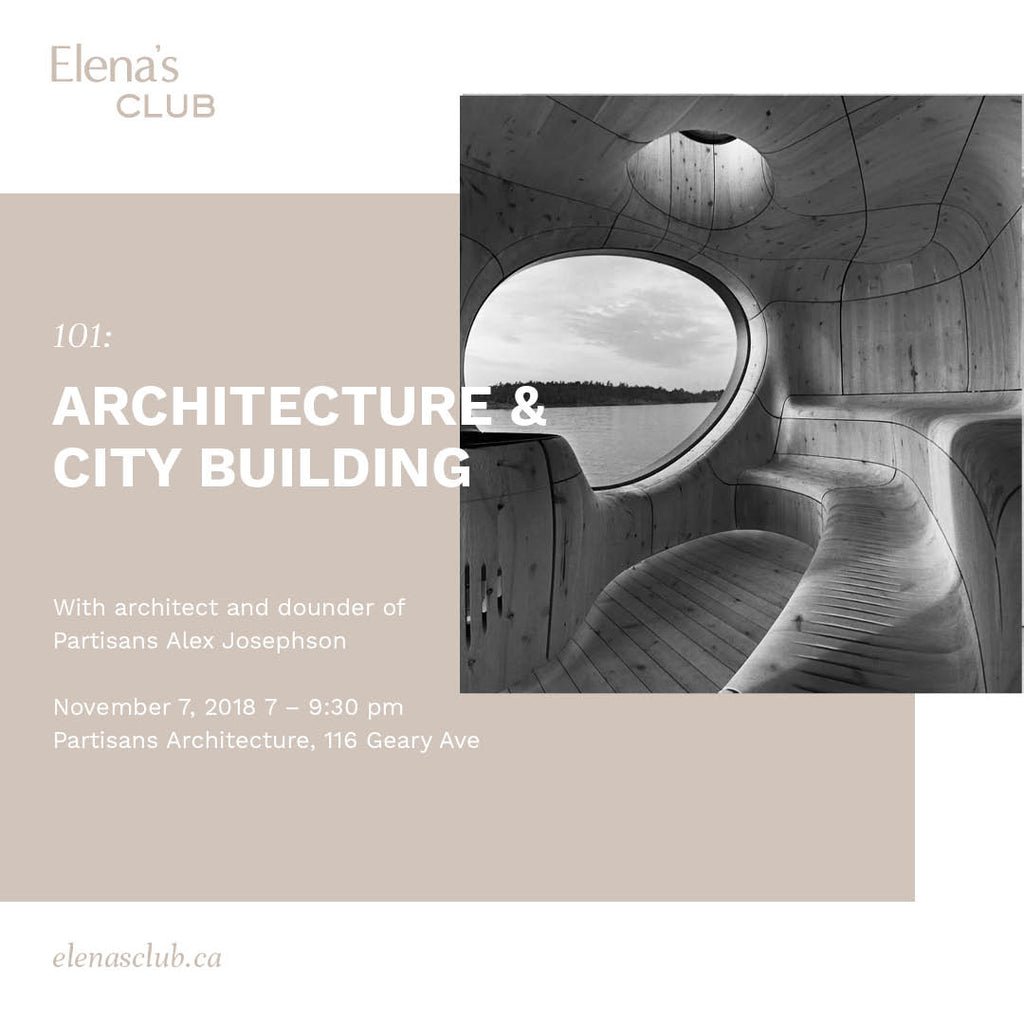 101: Architecture and City Building