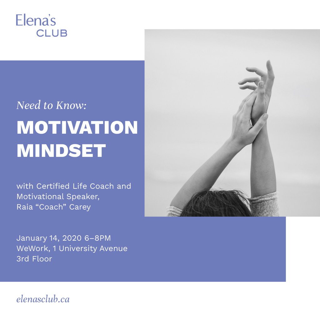 Need to Know: Motivation Mindset