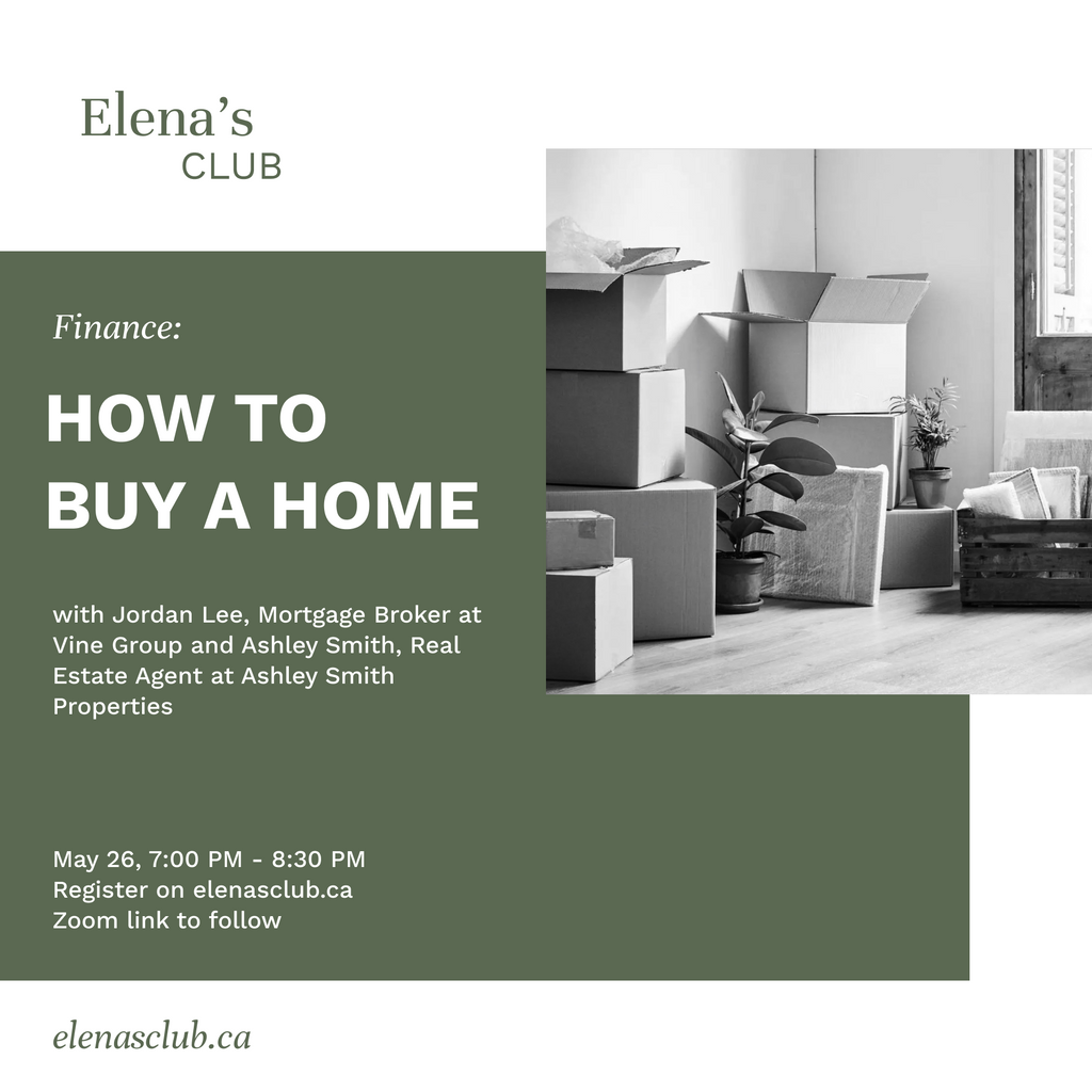 EC Finance: How To Buy A Home