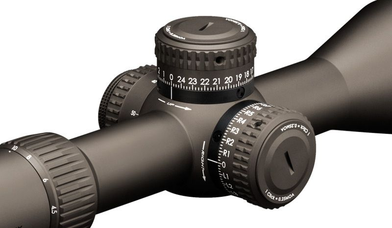 Vortex Optics Razor Gen II 4.5-27x56 EBR-2C MOA - Middletown Outdoors