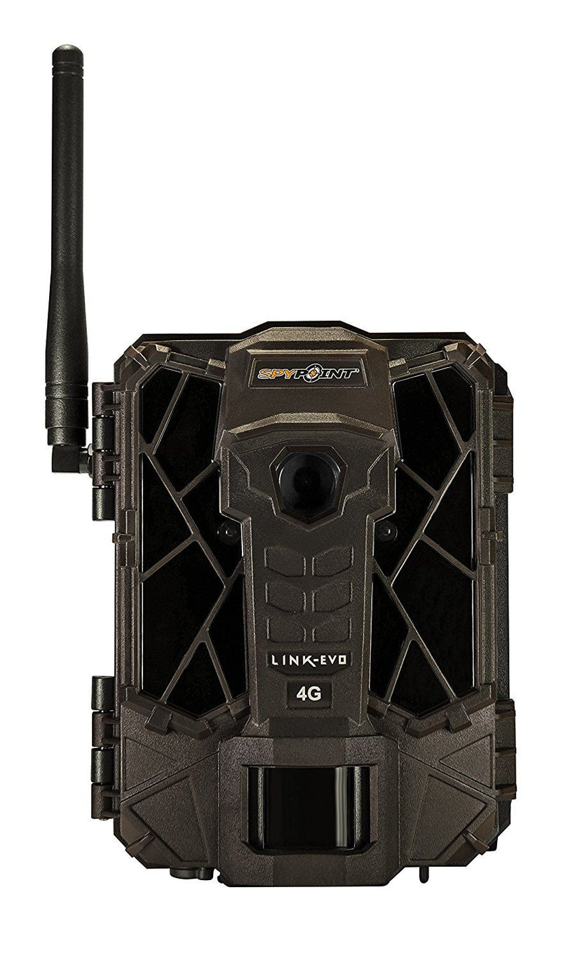 SpyPoint Link Evo Cellular Trail Camera Brown - Middletown Outdoors