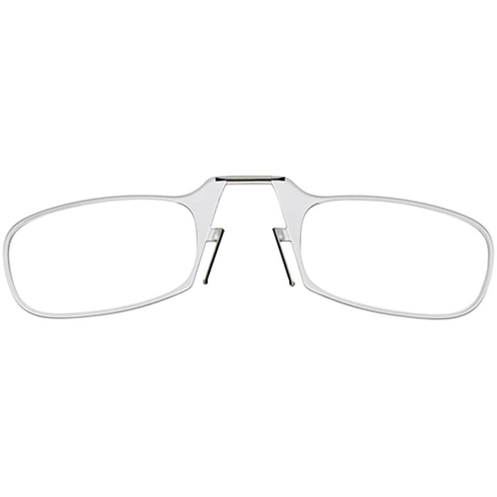 ThinOptics Universal Pod (Crystal Clear) and Reading Glasses +2.00