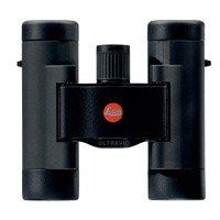 Leica Ultravid BR 8x20 Compact Binocular with AquaDura Lens Coating,   Black