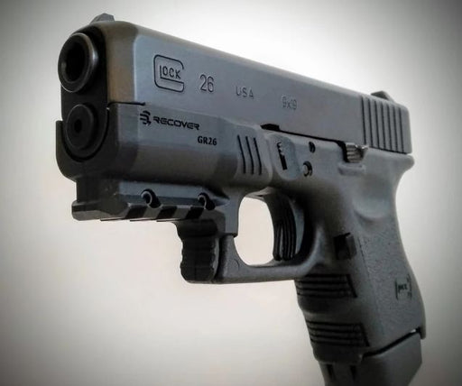 Recover Tactical Glock 26 Compact Picatinny Rail