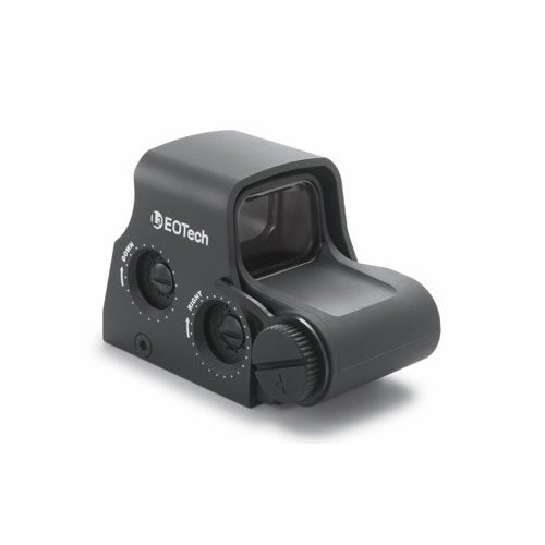 EOTech Holographic Weapon Sight, Ring/Center Aiming Dot Reticle
