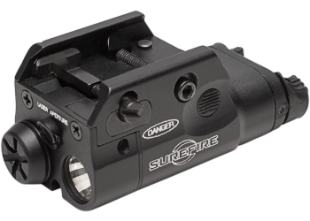 SureFire Ultra-Compact LED Handgun Light and Laser Sight