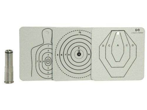 Laser Ammo SureStrike .38SP / .357 Cartridge