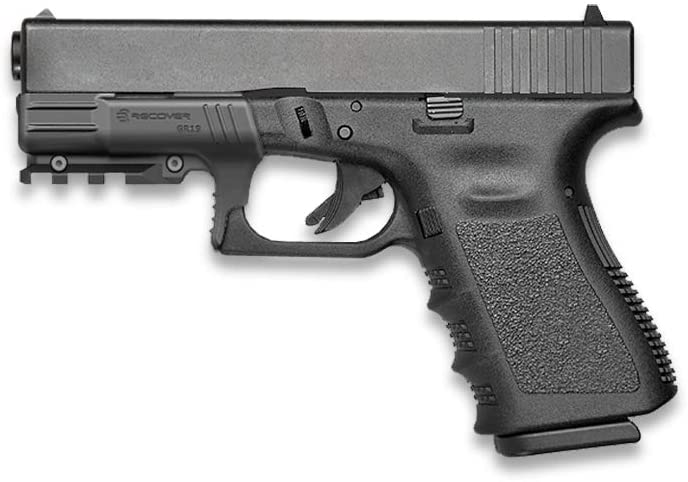 Recover Tactical Glock 19 Gen 1 and 2 Picatinny Rail