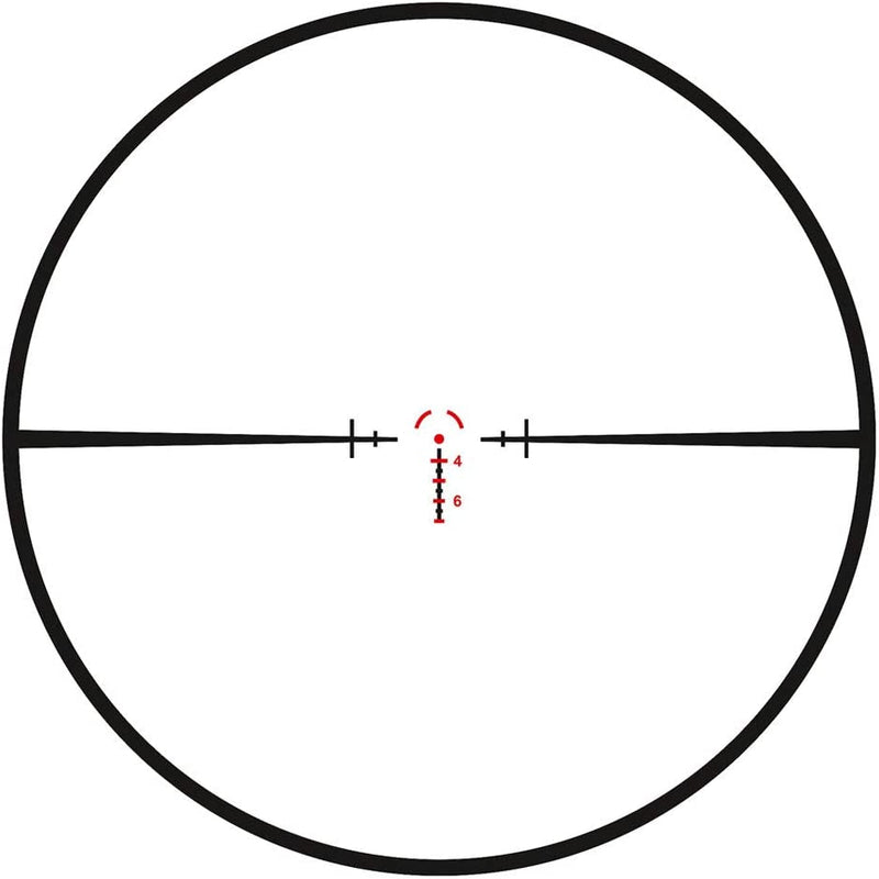 Zeiss CONQUEST V4 1-4x24 ZQAR Illum. Reticle (