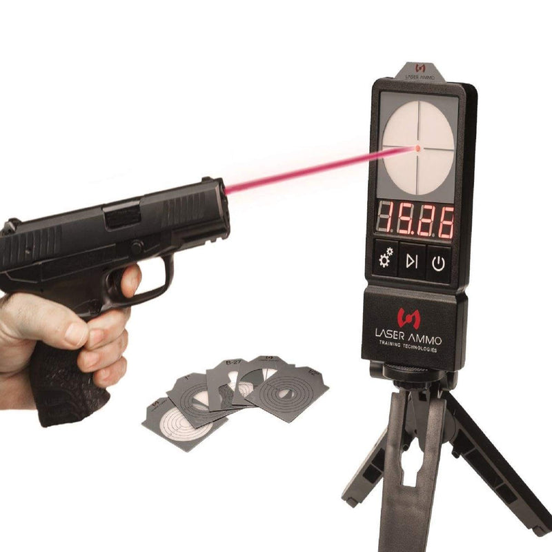 Laser PET II Portable Electronic Target - Middletown Outdoors
