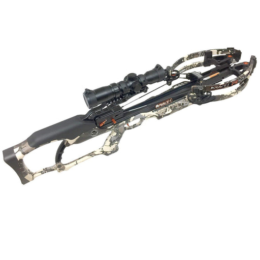 RAVIN CROSSBOW KIT R10 PREDATOR CAMO 400FPS