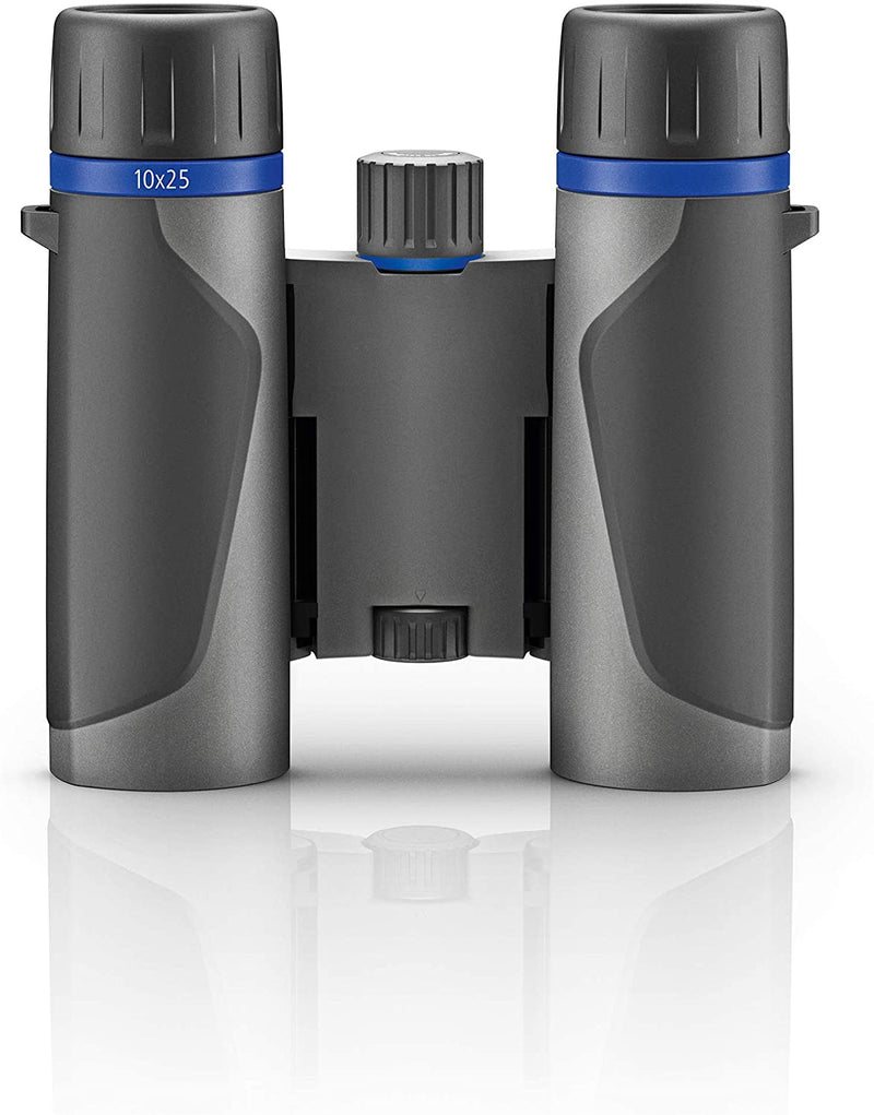 Zeiss 8x25 Terra ED Compact Pocket Grey-Black Binocular - Middletown Outdoors