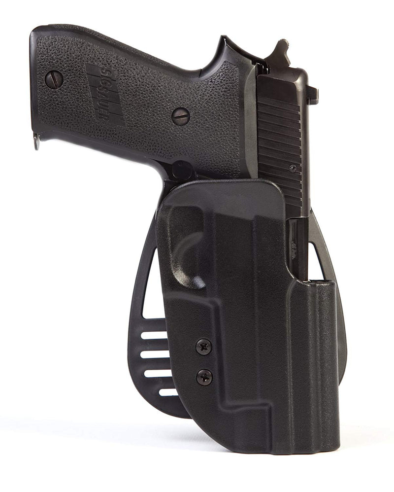 Uncle Mike's Kydex Off-Duty and Concealment OT Hip Holster with PBA