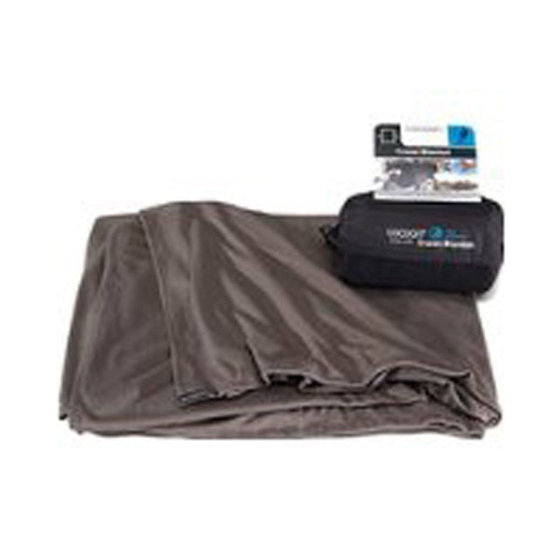 Cocoon CoolMax Travel Blanket (Chocolate)