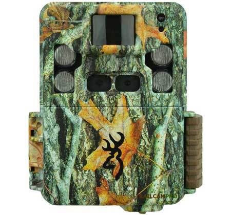 Browning Trail Cameras Strike Force Pro XD Dual Lens BTC-5PXD,Camo - Middletown Outdoors