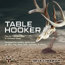 Skull Hooker Table Hooker European Trophy Mount