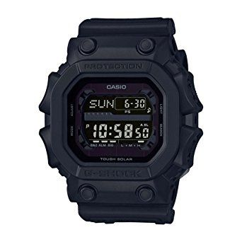 Casio G-Shock GX-56BB Blackout Series Watches - Black / One Size