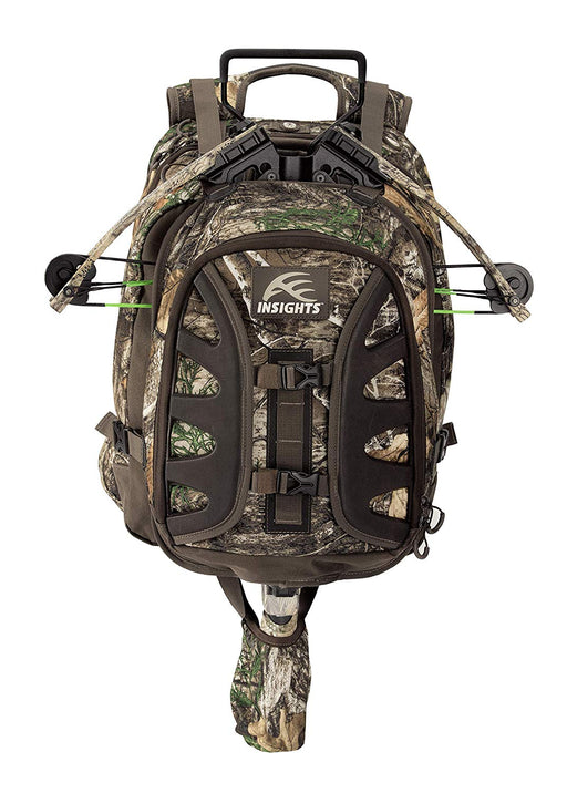 INSIGHTS Hunting The Shift Crossbow/Rifle Carrier Pack in Realtree Edge