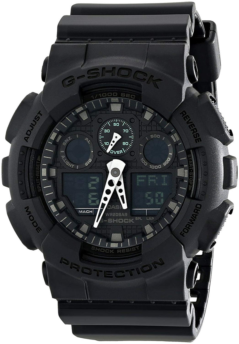 Casio Men's GA100MB-1A G-Shock Multifunction Watch