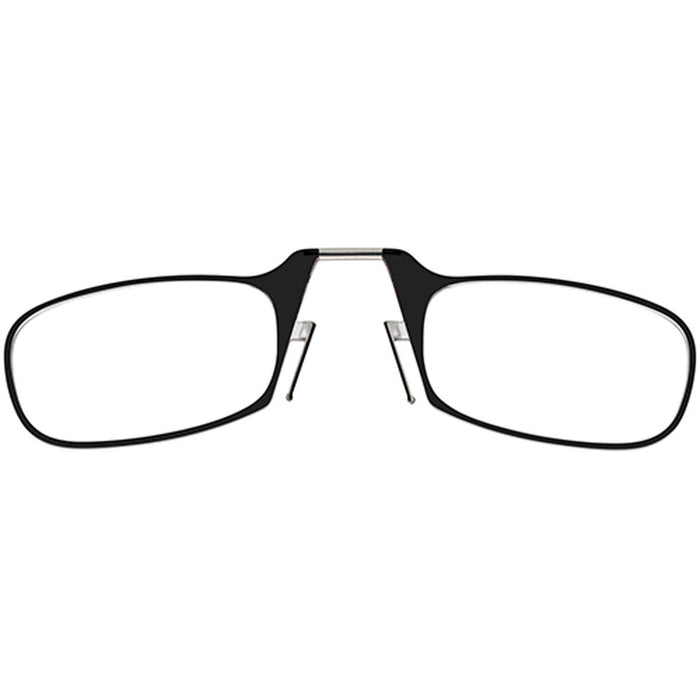 ThinOptics Universal Pod (Jet Black) and Reading Glasses +2.50