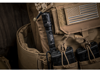 SureFire TACTICIAN Dual-Output MaxVision Beam™ LED Flashlight