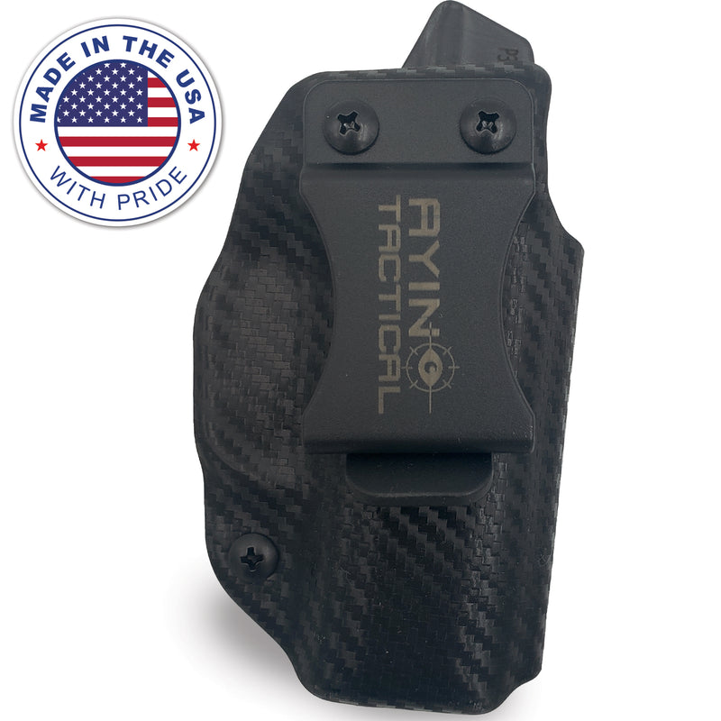 AYIN IWB/OWB Holster Right-Handed Fits Sig Sauer P365 with Or Without Optic