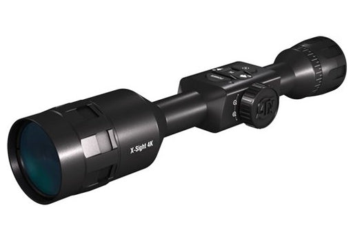 ATN X-SIGHT 4K 3-14X BUCK HNTR DAY ONLY SMART RIFLE SCOPE