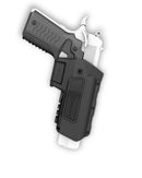 HC11 Passive Retention Holster and CC3H Grip & Rail System Combo - Right & Left