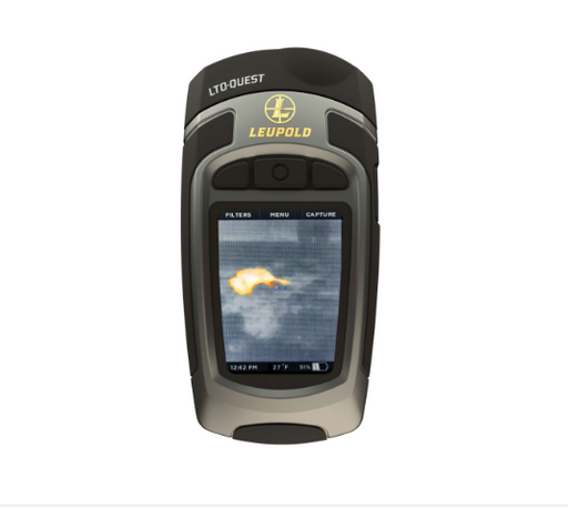 LEUPOLD LTO-QUEST THERMAL IMAGER CAMERA & FLASHLIGHT