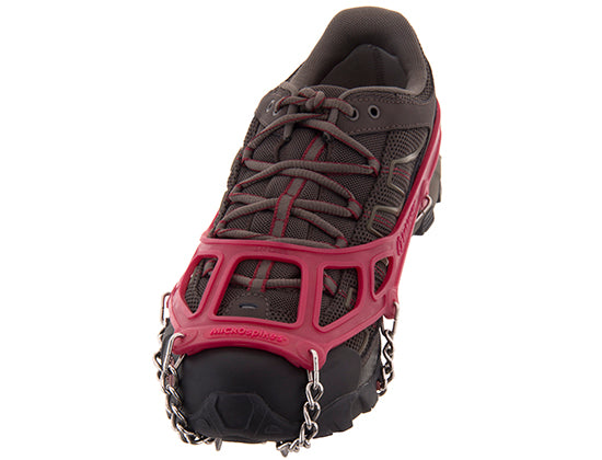 Kahtoola MICROspikes Footwear Traction - Red X-Large