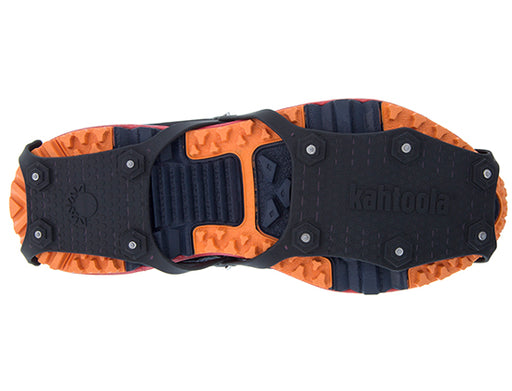 Kahtoola NANOspikes Footwear Traction - Black Small
