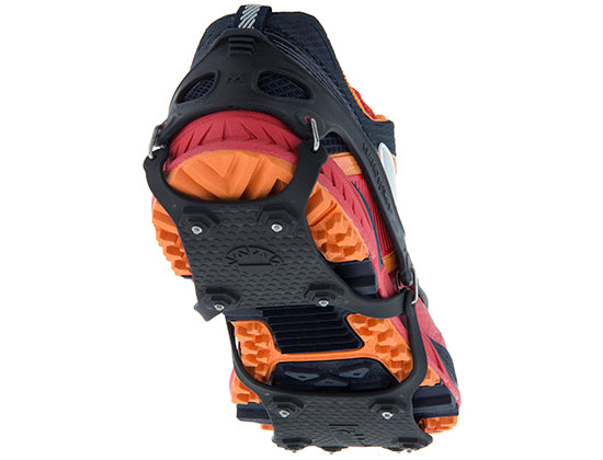 Kahtoola NANOspikes Footwear Traction - Black Medium - Middletown Outdoors