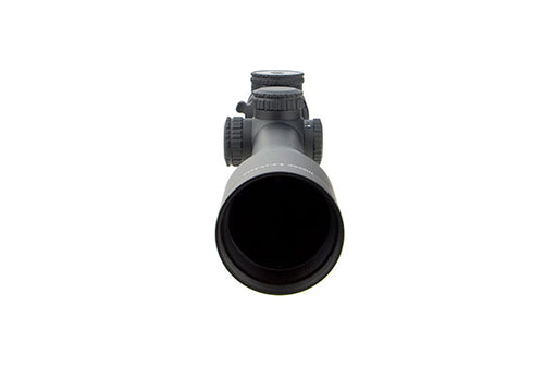 AccuPoint® 2.5-12.5x42 Riflescope MIL-Dot Crosshair w/ Green Dot, 30mm Tube