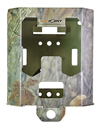Spypoint Security Box Fits All 42 LED Cameras, Camo