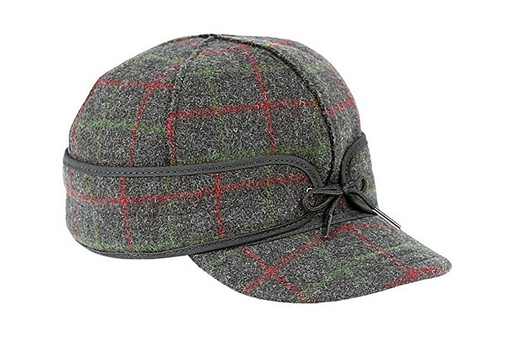 The Original Stormy Kromer Cap | Adirondack Plaid