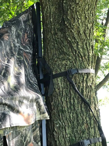 Chameleon Blinds Bow Master | Hardwoods