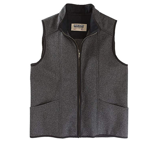The SK Outfitter Vest | Charcoal