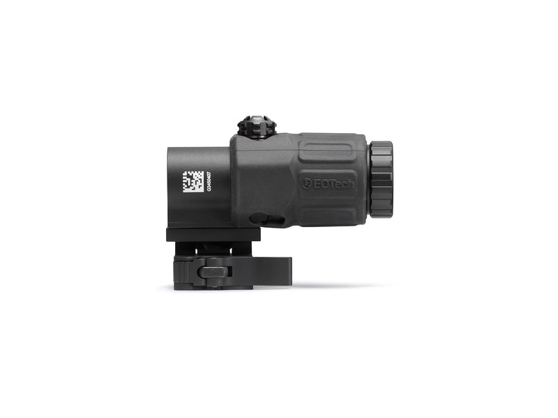 EOTECH G33.STS.BLK G33 Magnifier with Switch to Side Mount, Black Finish