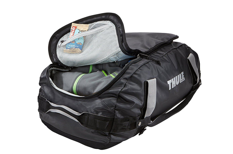 Thule Chasm Bag, Black, 40 L - Middletown Outdoors