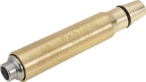 Laser Ammo 8 X 57mm IS/ Mauser Rifle adapter
