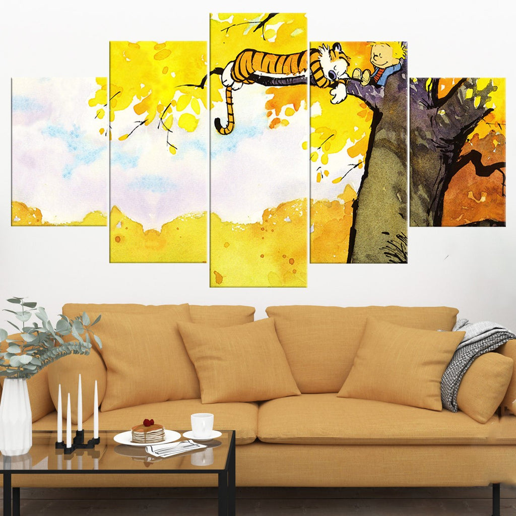 Colorful 2 Panel Wall Art Inspiration - Gallery Wall Art ...
