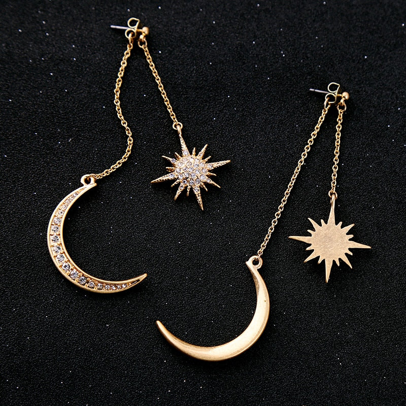 SUN & STARS EARRINGS