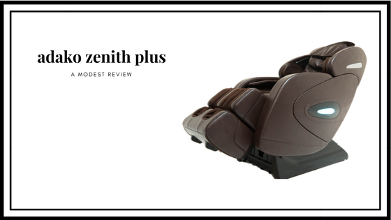 [Review] - Adako Zenith Plus