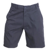 Men's Navy Regular Twill Shorts, Occupational Uniform Work Pants