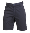 Men's Navy Twill Carpenter Shorts, Occupational Uniform Work Pants