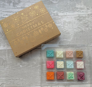 12 Day Wax Melt Advent Calendar