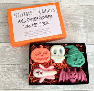 Halloween Inspired Wax Melt Box